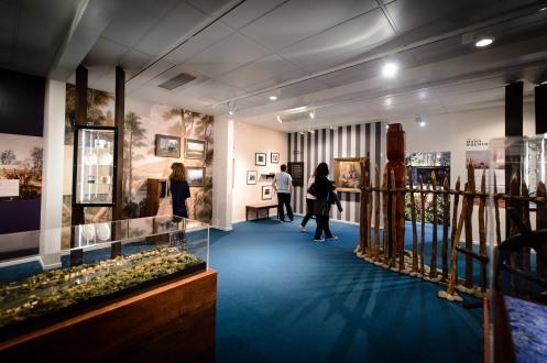 LOWERHUTT, NEW ZEALAND - May 29: Petone Settlers Museum Re-dedication Day May 29, 2016 in Lower Hutt, New Zealand. (Photo by Mark Tantrum/ http://www.huttcity.govt.nz/)