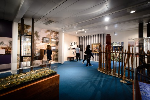 LOWERHUTT, NEW ZEALAND - May 29: Petone Settlers Museum Re-dedication Day May 29, 2016 in Lower Hutt, New Zealand. (Photo by Mark Tantrum/ http://www.huttcity.govt.nz/)