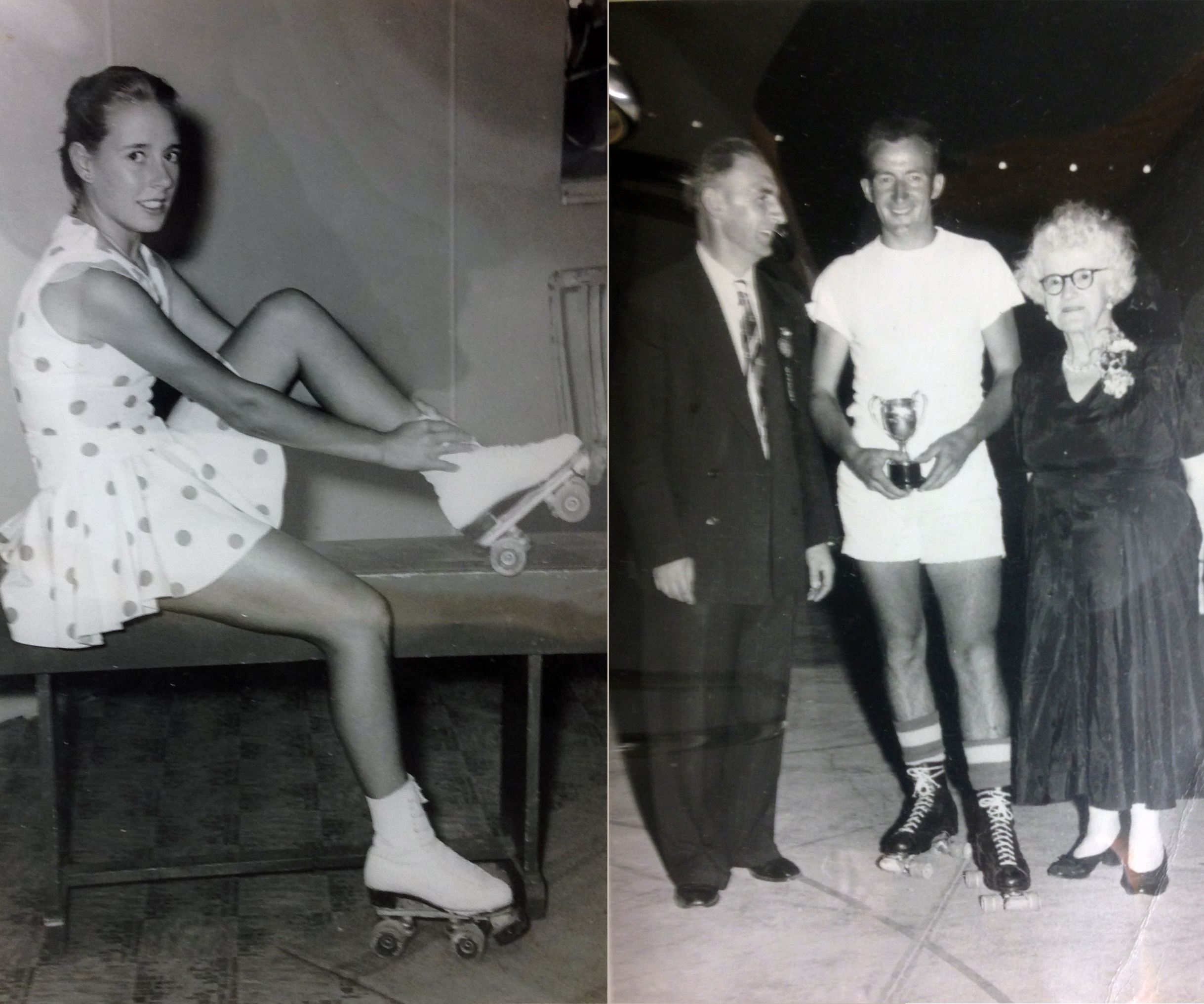 Roller skating new zealand - The Club Looks Like It Was A Lot Of Fun A Place To Socialise Wear Shorts And Short Dresses And Take The Olympic Oath While Wearing Roller Skates