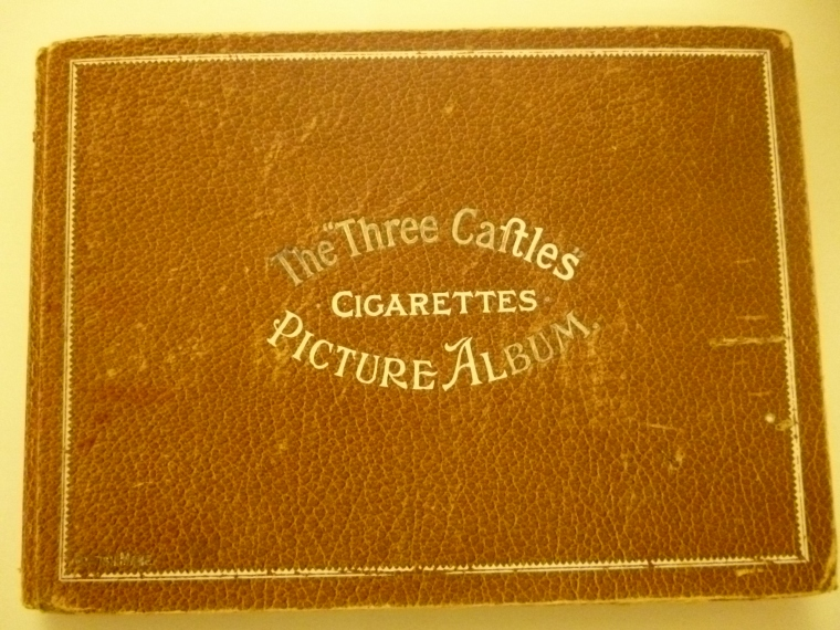 W. D. & H. O. Wills, The Three Castles Cigarettes Picture Album, c. 1930. Collection of the Petone Settlers Museum.