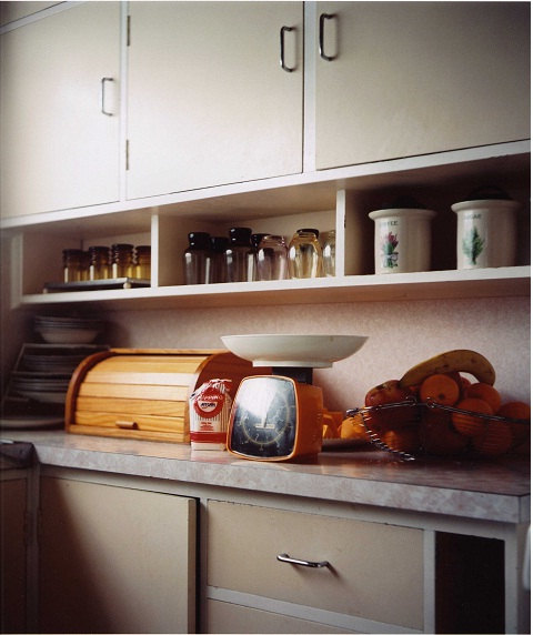 House and Home, Victoria Birkinshaw, 2005, colour photograph, Collection of the Petone Settlers Museum.