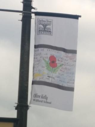 Jackson Street flag 2