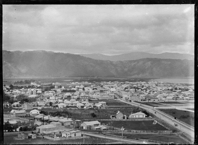 Pic view of petone, Sunnyside