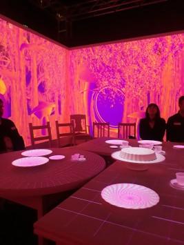 Interactive tea party in Wonderland at ACMI